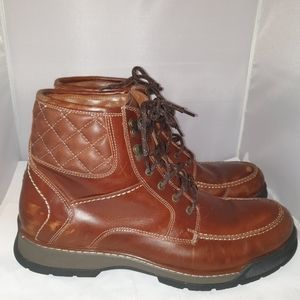 Johnston & Murphy size 12  Mens  light brown boots